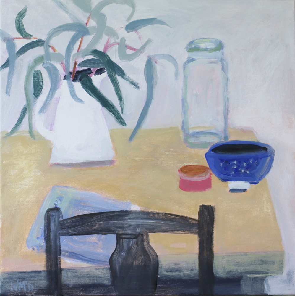 Kitchen with Fowlers Jar by Wendy McDonald